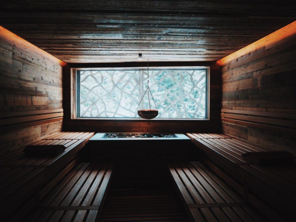 Valsana Hotel Sauna Landschaft